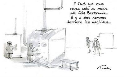 Le travail invisible