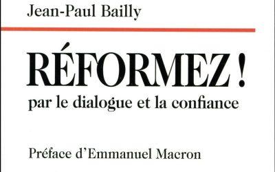 «REFORMEZ! par le Dialogue et la Confiance»
