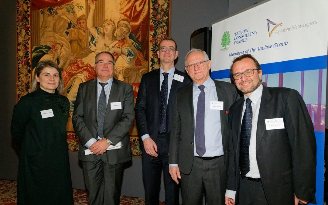Taplow Consulting France célèbre le management de transition au Musée des tissus et des arts décoratifs de Lyon